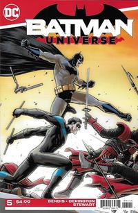 Cover Thumbnail for Batman: Universe (DC, 2019 series) #5