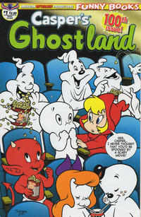 Cover Thumbnail for Casper's Ghostland (American Mythology Productions, 2018 series) #1