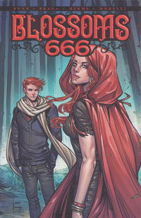 Cover Thumbnail for Blossoms 666 (Archie, 2019 series) #1