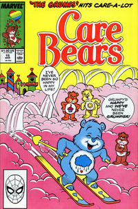 Cover Thumbnail for Care Bears (Marvel, 1985 series) #15 [Direct]
