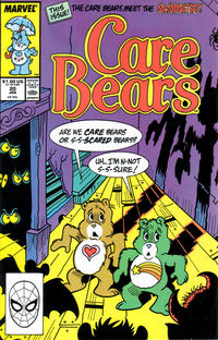 Cover Thumbnail for Care Bears (Marvel, 1985 series) #20 [Direct]