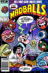 Cover Thumbnail for Madballs (1986 series) #1 [Newsstand]