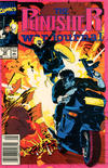 Cover Thumbnail for The Punisher War Journal (1988 series) #30 [Newsstand]