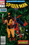 Cover for Spider-Man (Marvel, 1990 series) #9 [Newsstand]
