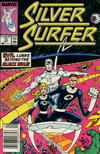 Cover for Silver Surfer (Marvel, 1987 series) #15 [Newsstand]