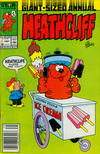 Cover Thumbnail for Heathcliff Annual (1987 series) #1 [Newsstand]