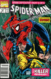 Cover for Spider-Man (Marvel, 1990 series) #12 [Newsstand]