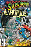 Cover Thumbnail for Action Comics (1938 series) #684 [DC Universe Corner Box]