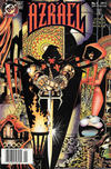 Cover for Azrael (DC, 1995 series) #3 [Newsstand]