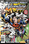 Cover for Adventure Comics (DC, 2009 series) #4 / 507 [Newsstand]