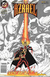 Cover for Azrael (DC, 1995 series) #1 [Newsstand]