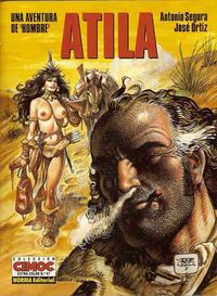 Cover Thumbnail for Cimoc Extra Color (NORMA Editorial, 1981 series) #87 - Hombre - Atila