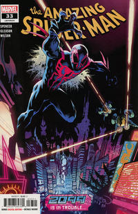Cover Thumbnail for Amazing Spider-Man (Marvel, 2018 series) #33 (834)