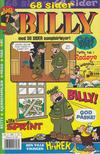 Cover for Billy (Hjemmet / Egmont, 1998 series) #7/1999