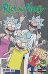Cover for Rick and Morty (Oni Press, 2015 series) #55 [Cover A]