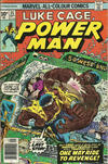 Cover for Power Man (Marvel, 1974 series) #35 [British]