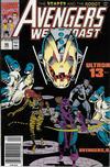 Cover for Avengers West Coast (Marvel, 1989 series) #66 [Australian]