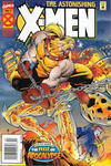 Cover Thumbnail for Astonishing X-Men (1995 series) #2 [Newsstand]