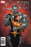 Cover for Astonishing X-Men (Marvel, 2004 series) #6 [Newsstand]