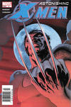 Cover Thumbnail for Astonishing X-Men (2004 series) #8 [Newsstand]