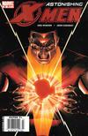 Cover for Astonishing X-Men (Marvel, 2004 series) #20 [Newsstand]