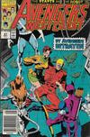 Cover for Avengers West Coast (Marvel, 1989 series) #67 [Australian]