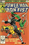 Cover for Power Man and Iron Fist (Marvel, 1981 series) #74 [British]