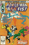 Cover for Power Man and Iron Fist (Marvel, 1981 series) #73 [British]