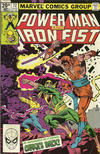 Cover for Power Man and Iron Fist (Marvel, 1981 series) #72 [British]