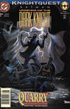 Cover for Batman: Legends of the Dark Knight (DC, 1992 series) #61 [Newsstand]