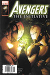 Cover Thumbnail for Avengers: The Initiative (2007 series) #12 [Newsstand]