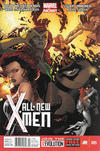 Cover for All-New X-Men (Marvel, 2013 series) #5 [Newsstand]