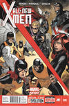 Cover for All-New X-Men (Marvel, 2013 series) #8 [Newsstand]