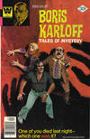 Cover for Boris Karloff Tales of Mystery (Western, 1963 series) #77 [Whitman]