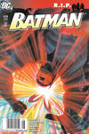 Cover for Batman (DC, 1940 series) #678 [Newsstand]