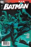 Cover for Batman (DC, 1940 series) #680 [Newsstand]