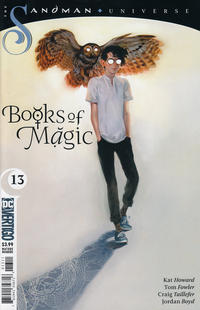Cover Thumbnail for Books of Magic (DC, 2018 series) #13