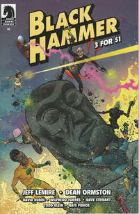 Cover Thumbnail for Black Hammer 3 For $1 (Dark Horse, 2019 series)