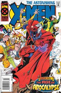 Cover Thumbnail for Astonishing X-Men (Marvel, 1995 series) #1 [Newsstand]