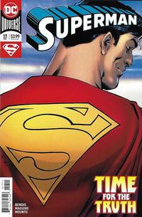 Cover Thumbnail for Superman (DC, 2018 series) #17 [Ivan Reis & Joe Prado Cover]