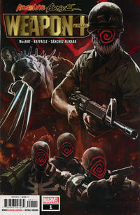 Cover Thumbnail for Absolute Carnage: Weapon Plus (Marvel, 2020 series) #1