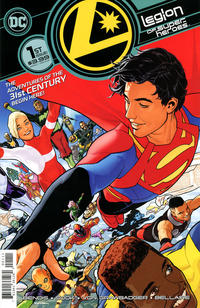 Cover Thumbnail for Legion of Super-Heroes (DC, 2020 series) #1