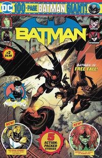 Cover Thumbnail for Batman Giant (DC, 2019 series) #2 [Mass Market Edition]