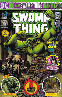 Cover Thumbnail for Swamp Thing Giant (DC, 2019 series) #2 [Mass Market Edition]