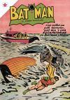 Cover for Batman (Editorial Novaro, 1954 series) #25