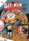 Cover for Batman (Editorial Novaro, 1954 series) #27