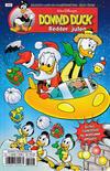 Cover for Donald Ducks Show (Hjemmet / Egmont, 1957 series) #[206] - Donald Duck redder julen