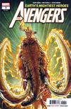 Cover for Avengers (Marvel, 2018 series) #7 (697)