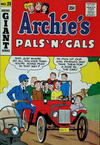 Cover for Archie's Pals 'n' Gals (Archie, 1952 series) #28 [Canadian]