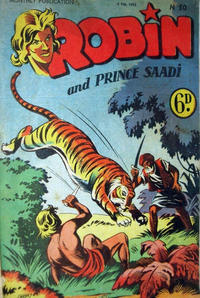 Cover Thumbnail for Robin (L. Miller & Son, 1952 ? series) #50